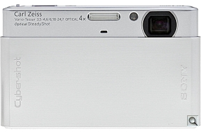 image of Sony Cyber-shot DSC-T77