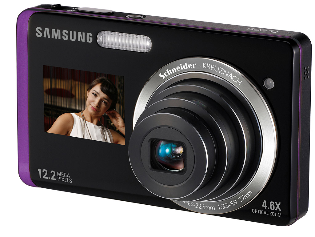 Sony cyber shot dsc w80 digital camera resource page - Samsung Dualview Tl225 User Report