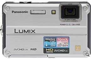 image of Panasonic Lumix DMC-TS2