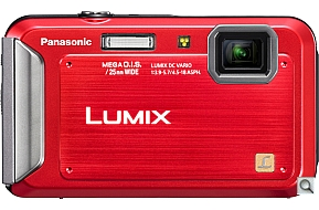 image of Panasonic Lumix DMC-TS20