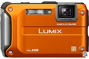 image of Panasonic Lumix DMC-TS3