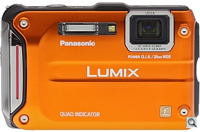 image of Panasonic Lumix DMC-TS4
