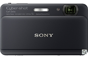 image of Sony Cyber-shot DSC-TX55