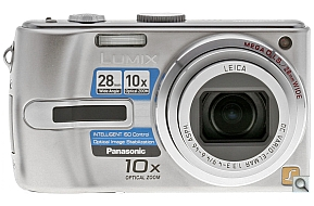 image of Panasonic Lumix DMC-TZ3
