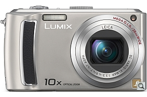 image of Panasonic Lumix DMC-TZ4