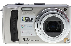 image of Panasonic Lumix DMC-TZ50