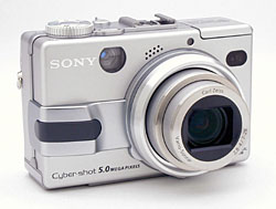 sony cyber shot dsc v1 digital camera review intro and highlights rh imaging resource com Sony Cyber-shot DSC WX70 Sony Cyber-shot DSC WX70