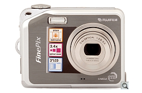 image of Fujifilm FinePix V10