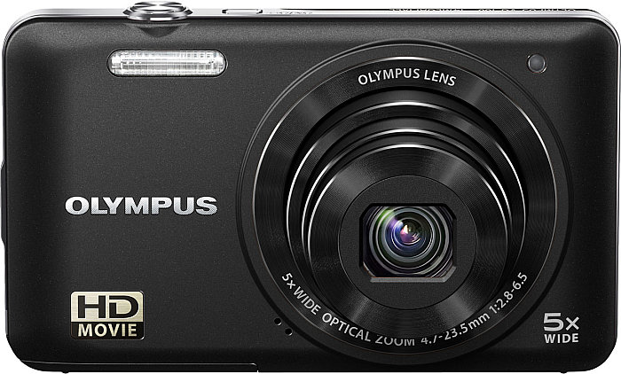 Olympus Vg 160 Review