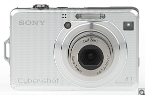 image of Sony Cyber-shot DSC-W100
