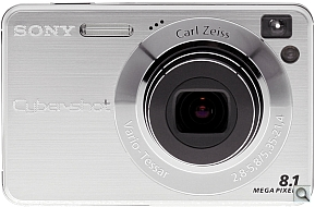 Sony DSC-W130 Review