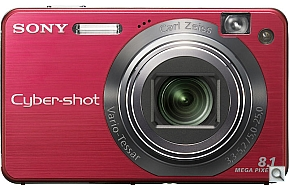 image of Sony Cyber-shot DSC-W150