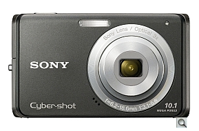 image of Sony Cyber-shot DSC-W180
