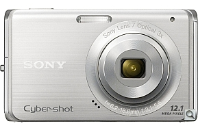 image of Sony Cyber-shot DSC-W190