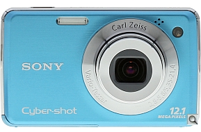image of Sony Cyber-shot DSC-W220