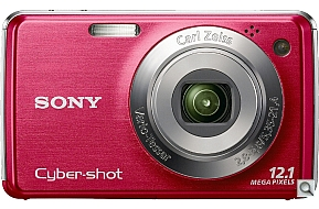 image of Sony Cyber-shot DSC-W230