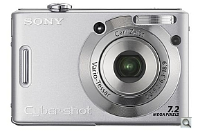 image of Sony Cyber-shot DSC-W35