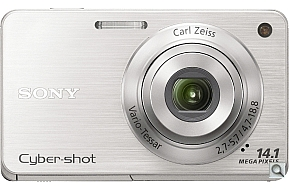 image of Sony Cyber-shot DSC-W560