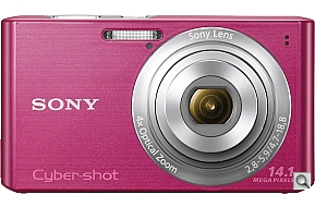 image of Sony Cyber-shot DSC-W610