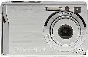 image of Sony Cyber-shot DSC-W80