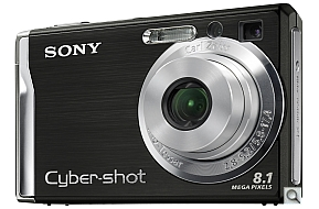 image of Sony Cyber-shot DSC-W90