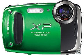 image of Fujifilm FinePix XP50