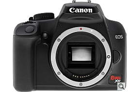 image of Canon EOS XS (Rebel XS, Canon 1000D)