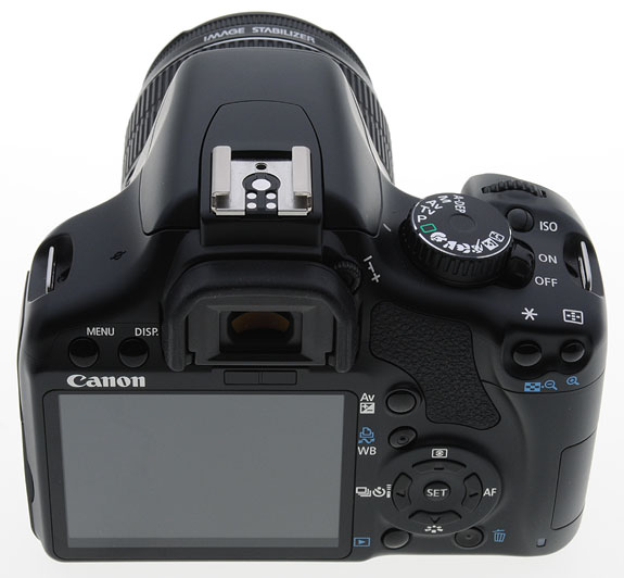 Canon XSi Review