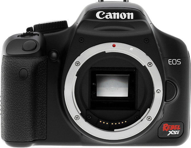 Canon XSi Review - Specifications