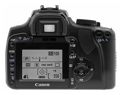 canon rebel xti owners manual