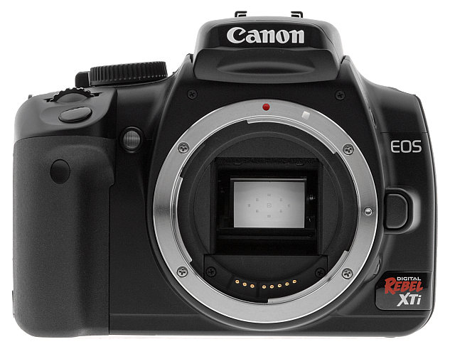 Canon XTi Review - Specifications