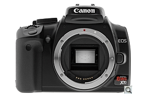 Canon XTi Review