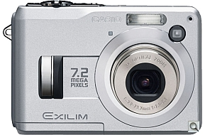 image of Casio EXILIM EX-Z120