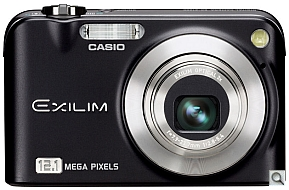 image of Casio EXILIM Zoom EX-Z1200