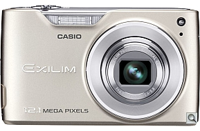 image of Casio EXILIM Zoom EX-Z450