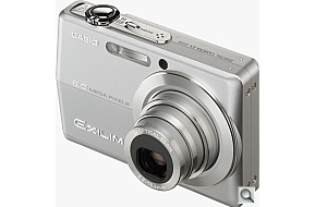 image of Casio EXILIM ZOOM EX-Z600
