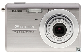 image of Casio EXILIM ZOOM EX-Z75