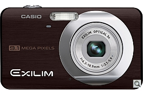 image of Casio EXILIM Zoom EX-Z85