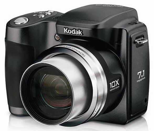 Kodak Zd710 Review