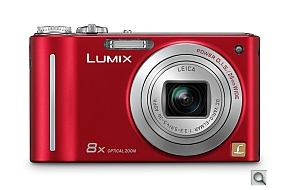 image of Panasonic Lumix DMC-ZR1