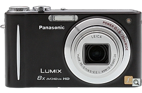 image of Panasonic Lumix DMC-ZR3