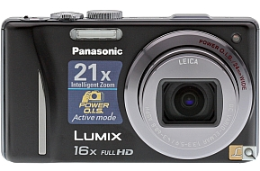 image of Panasonic Lumix DMC-ZS10