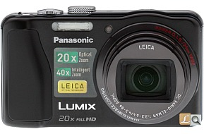 image of Panasonic Lumix DMC-ZS20