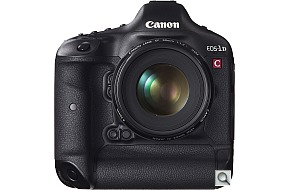 image of Canon EOS-1D C