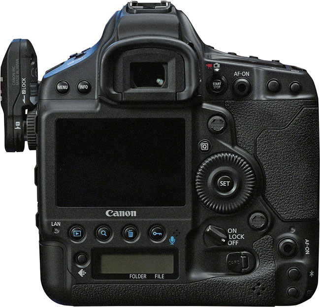 Canon 1DX Mark III Product Image