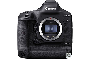image of Canon EOS-1D X Mark III