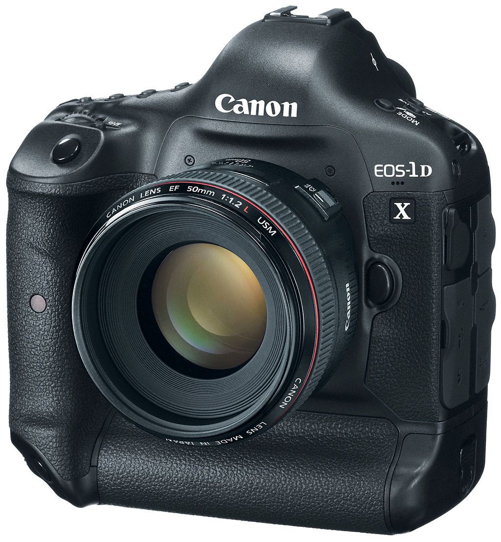 Canon 1DX Review
