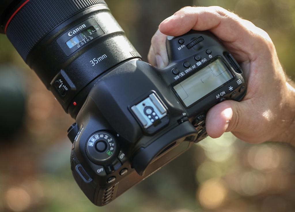 Canon 5D Mark IV Review - Conclusion