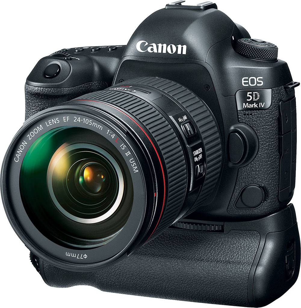 Canon 5d mark iv review for Canon 5d mark i