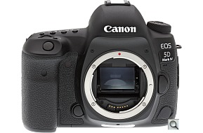 image of the Canon EOS 5D Mark IV digital camera